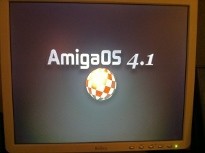 AmigaOS Bootup Zoomedin